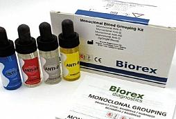 Blood Group Serology Testing