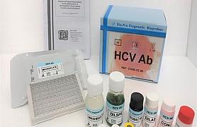HCV Ab – ELISA