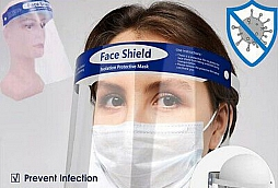Transparent Protective Shield